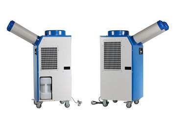 220V R410a Commercial Portable Air Conditioning Units 3500w Spot Cooler